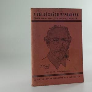 náhled knihy - Z valašských vzpomínek