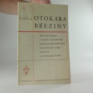 náhled knihy - Z díla Otokara Březiny