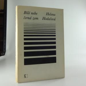 náhled knihy - Bílé nebe černá zem