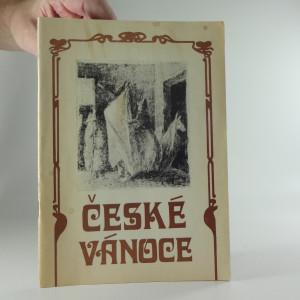 náhled knihy - České Vánoce