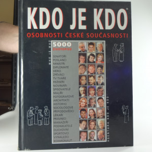 náhled knihy - Kdo je kdo