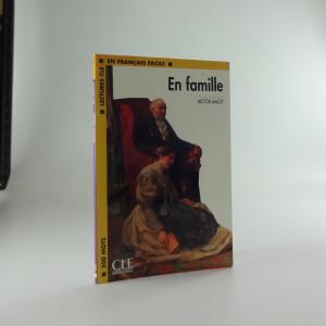 náhled knihy - En famille