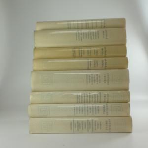 náhled knihy - Antická próza 8.svazků