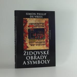 náhled knihy - Židovské obřady a symboly
