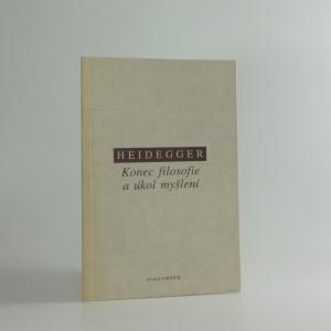 náhled knihy - Konec filosofie a úkol myšlení