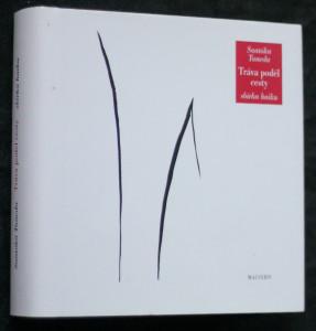 náhled knihy - Tráva podél cesty : sbírka haiku