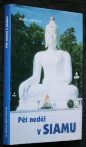 náhled knihy - Pět neděl v Siamu