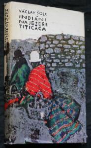 náhled knihy - Indiáni na jezeře Titicaca