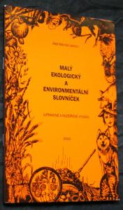 náhled knihy - Malý ekologický a environmentální slovníček