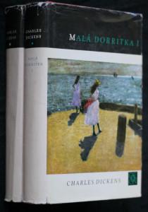 náhled knihy - Malá Dorritka. I. Chudoba II. Bohatství