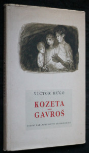 náhled knihy - Kozeta - Gavroš