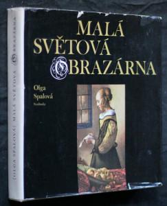náhled knihy - Malá světová obrazárna