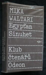 náhled knihy - Egypťan Sinuhet : patnáct knih ze života lékaře
