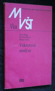 náhled knihy - Vektorová analýza : příručka pro vysoké školy technické