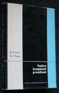 náhled knihy - Funkce komplexní proměnné