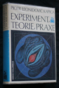 náhled knihy - Experiment, teorie, praxe