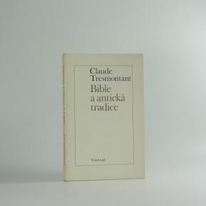náhled knihy - Bible a antická tradice