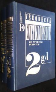 náhled knihy - Všeobecná encyklopedie ve čtyřech svazcích, Díl 1- 2, a-l