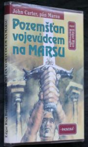 náhled knihy - Pozemšťan vojevůdcem na Marsu