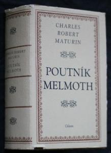 náhled knihy - Poutník Melmoth