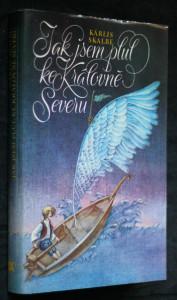 náhled knihy - Jak jsem plul ke královně Severu : [kniha pohádek]