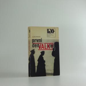 náhled knihy - První den války