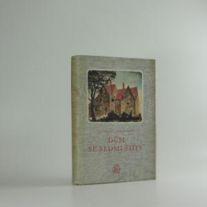 náhled knihy - Dům se sedmi štíty : romaneto
