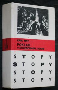 náhled knihy - Poklad v Striebornom jazere