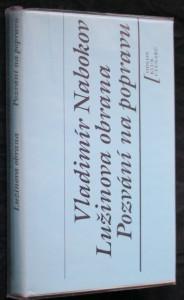 náhled knihy - Lužinova obrana ; Pozvání na popravu