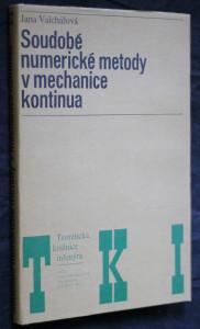 náhled knihy - Soudobé numerické metody v mechanice kontinua