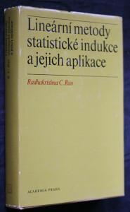 náhled knihy - Lineární metody statistické indukce a jejich aplikace