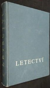 náhled knihy - Letectví, jubilejní ročník 25. 1.-26. číslo