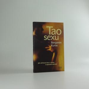 náhled knihy - Tao sexu : jak udržovat ženu v blahu a zpomalit stárnutí