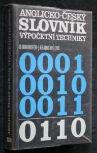 náhled knihy - Anglicko-český slovník výpočetní techniky = English-Czech Computer Dictionary