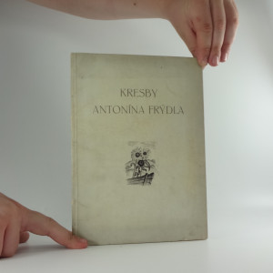náhled knihy - Kresby Antonína Frýdla