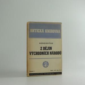 náhled knihy - Z dějin východních národů