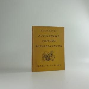 náhled knihy - Z italského skicáře M. Švabinského