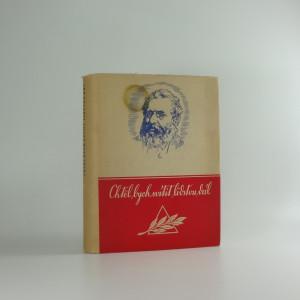 náhled knihy - Chtěl bych svítit lidstvu dál ... : pásmo života Jana Nerudy z jeho veršů a prosy