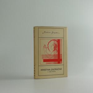 náhled knihy - Kristina zázračná a jiné práce