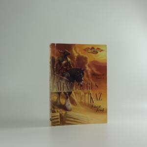 náhled knihy - Hrdinové, svazek IV, Minotaurus Kaz