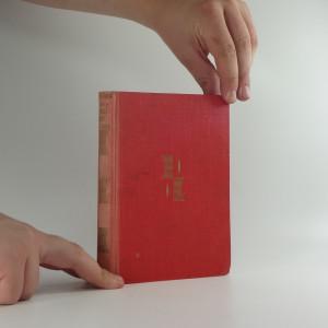 náhled knihy - Červený pokoj : obrazy ze života umělců a spisovatelů