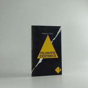 náhled knihy - Filosofie existence