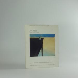 náhled knihy - Jiří John : malba, grafika, kresba. Katalog výstavy
