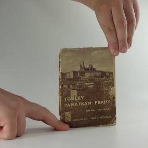 náhled knihy - Toulky památkami Prahy