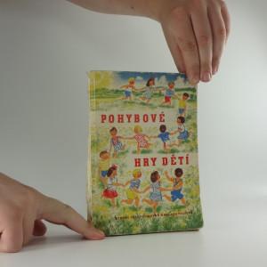 náhled knihy - Pohybové hry dětí čtyřletých až šestiletých