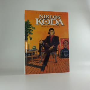 náhled knihy - Niklos Koda. Přeludům v patách