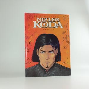 náhled knihy - Niklos Koda. Bůh šakalů