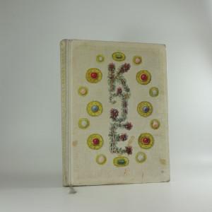 náhled knihy - Mateřídouška vlasti naší milé