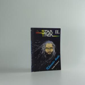 náhled knihy - Star Trek : Khanův hněv