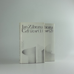 náhled knihy - Celý život : výbor z deníků, díl I-II